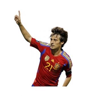 David Silva , Spain National team
