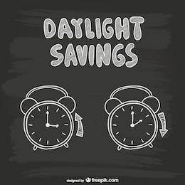Daylight saving vector