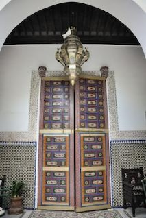 decorative arabic doors