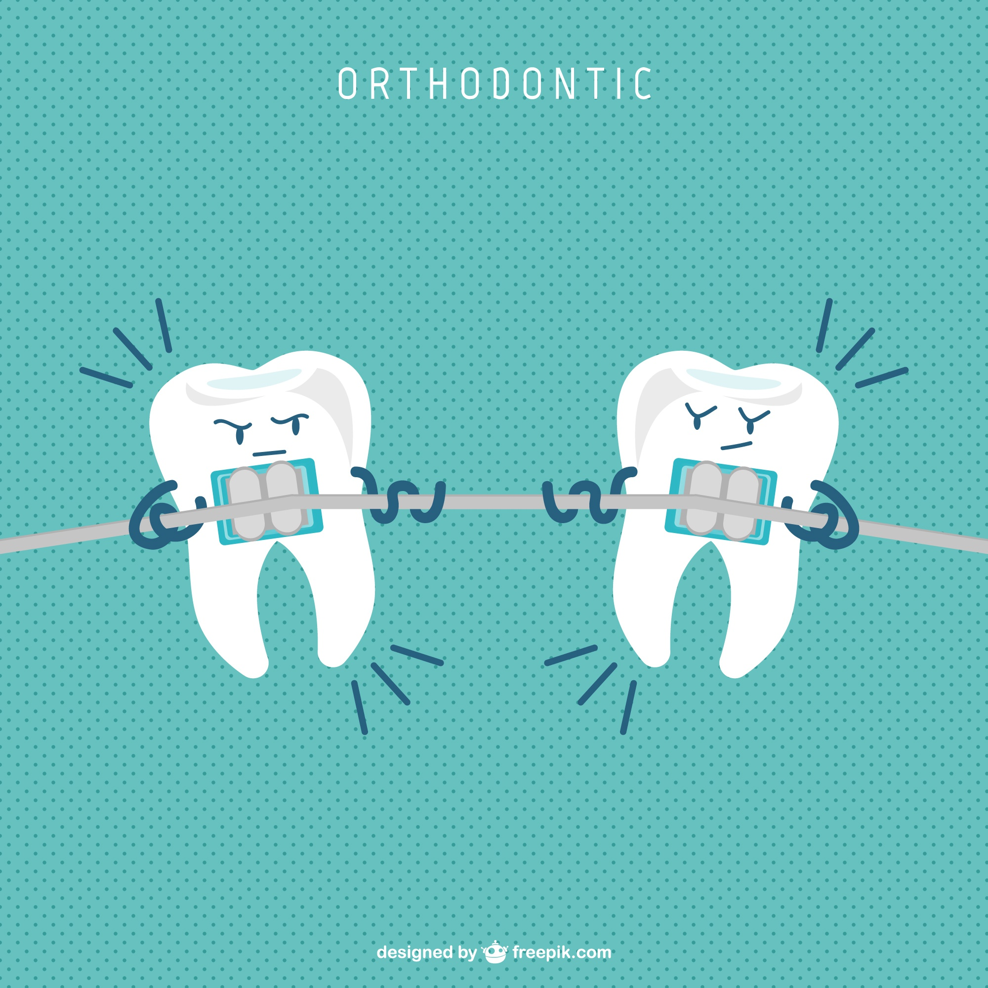 Healthy Tooth Dental Care Vector Free Download