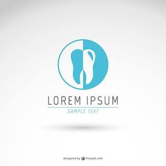 Dentist vector logo template