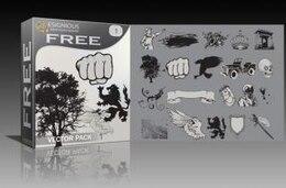 Designious Free Vector Pack 1