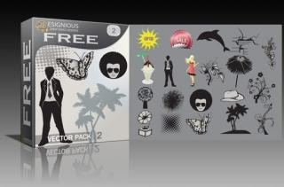 Designious Free Vector Pack 2
