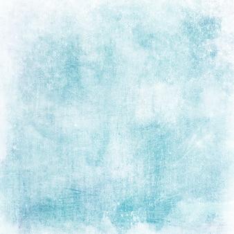 Подробный пастельный фон в стиле гранж в синем