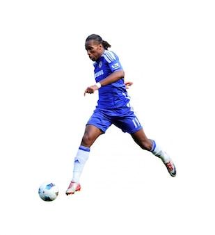 Didier Drogba , Chelsea Premier league
