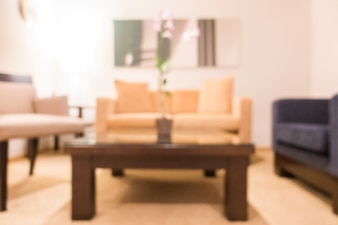 Diffuse wooden table