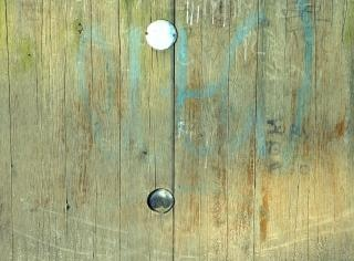 Discoloured wood, boards, grunge