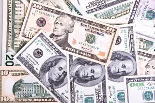 Dollar Bills, background