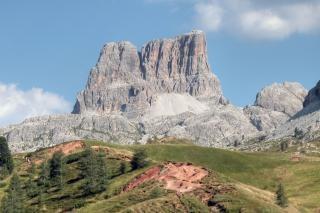 Dolomites, Italy, August 2003