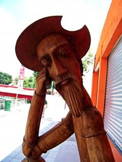 Don Quijote, cervantes