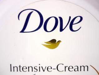 Dove Cream, white