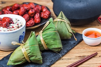Dragon Boat Festival rice dumplings