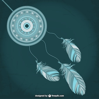 Dream catcher illustration