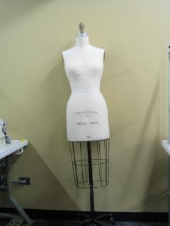 Dressforms, mannequin