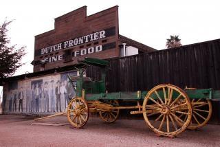 Dutch Frontier - Fine Food
