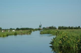 オランダの風車、オランダ
