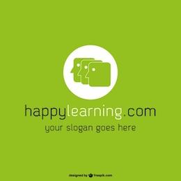 E-learning logo template