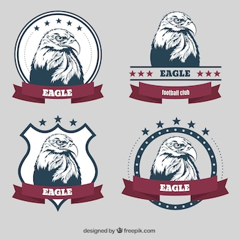 Eagle badges