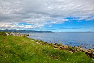 east antrim scenery   hdr  picturesque
