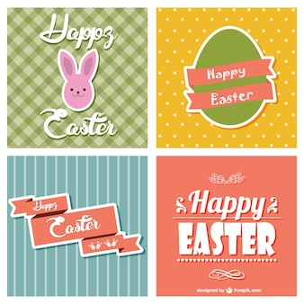 Easter cards collection