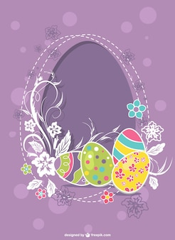 Easter Eggs illustration