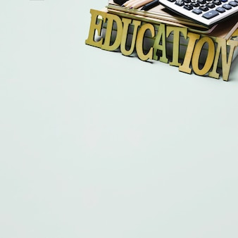 Education writing and books