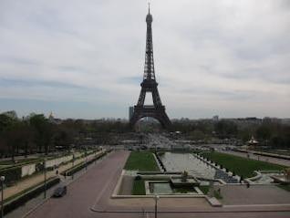 Eiffel Tower, Eiffel, Landmarks, trocaderro