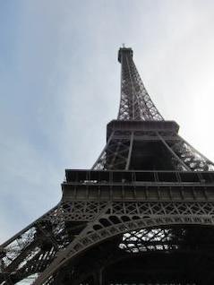 Eiffel Tower, Eiffel, Landmarks