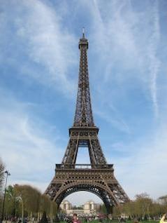 Eiffel Tower, Eiffel