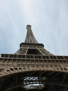 Eiffel Tower, Landmarks