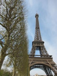 eiffel tower  paris  landmarks