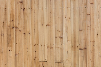 Elegant pine floor