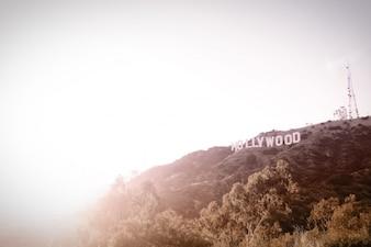 Emblematic hill