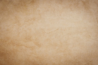 Empty grunge brown paper texture and background with space.