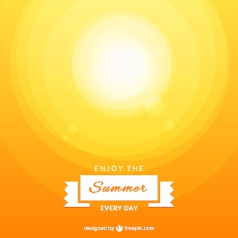 Enjoy the summer vector