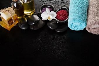 Essential table spa decorative body