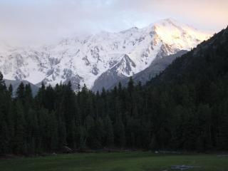 Fairy Meadow, Nanga Parbat, mountains