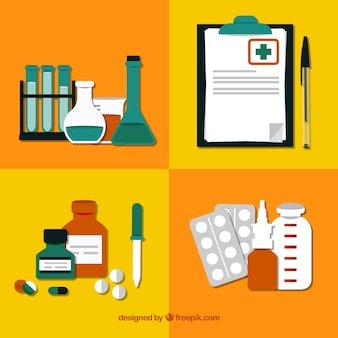 Farmacy lab elements