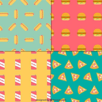 Fast food patterns