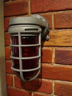 Faux lantern