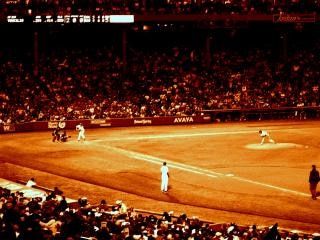 Fenway Baseball Game, fenway