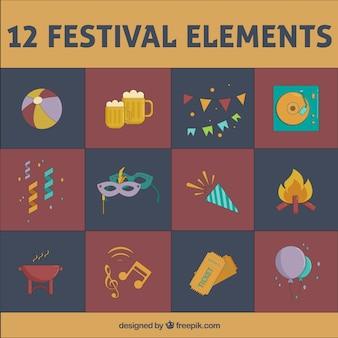 Festival elements