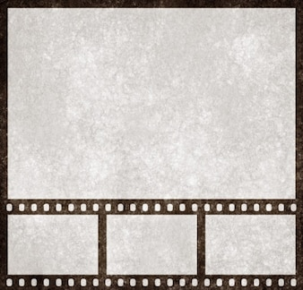 film strip presentation grunge template