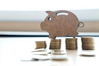 Finance and saving concept.