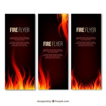 Fire flyer