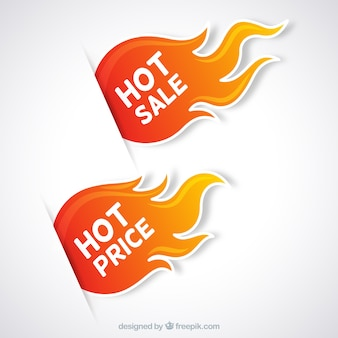 Fire labels