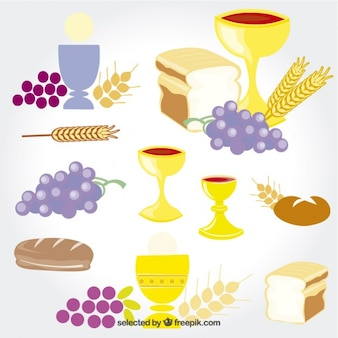 First communion elements