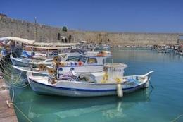 fishing boats  island