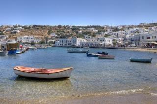 Fishing boats  tourism