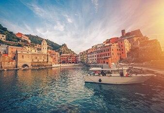 Fishing Village Vernazza